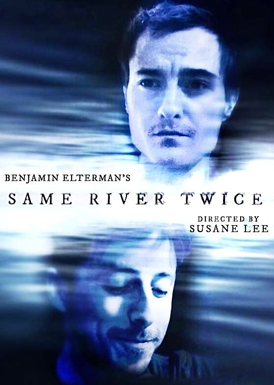 Hudson Warehouse 2014 Same River Twice poster